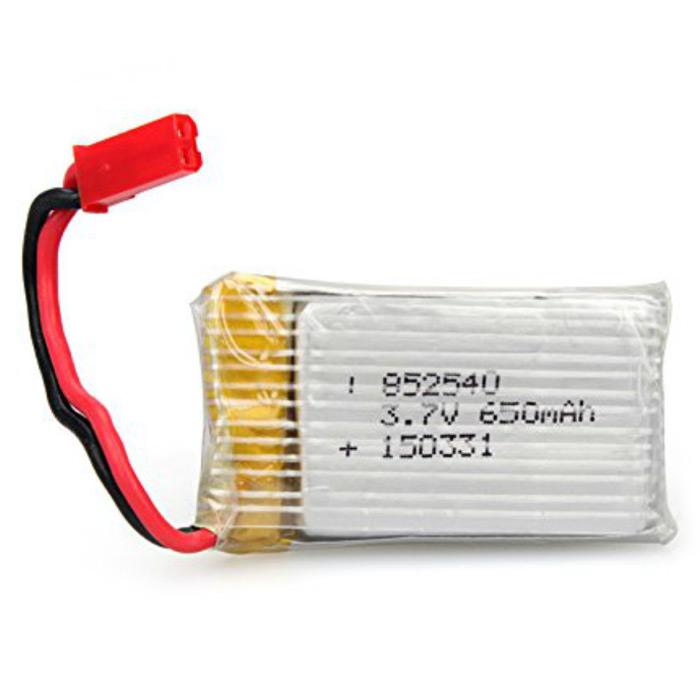 Batterie 3.7v 2000mah