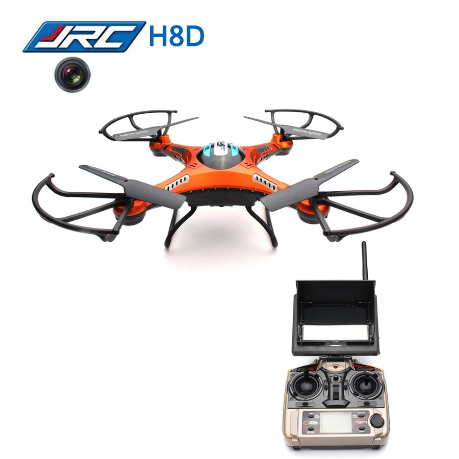 drones drones loisir jjrc h8d avec cam ra hd 2 0mp orange. Black Bedroom Furniture Sets. Home Design Ideas