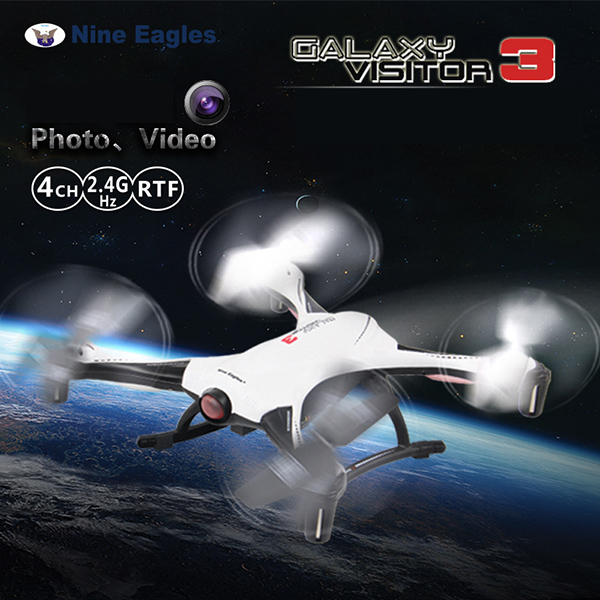 Nine Eagles Galaxy Visitor 3 avec Caméra HD 1.0MP