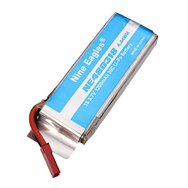 Batterie 30C 3.7V 1200mAh pour Nine Eagles Galaxy Visitor 3