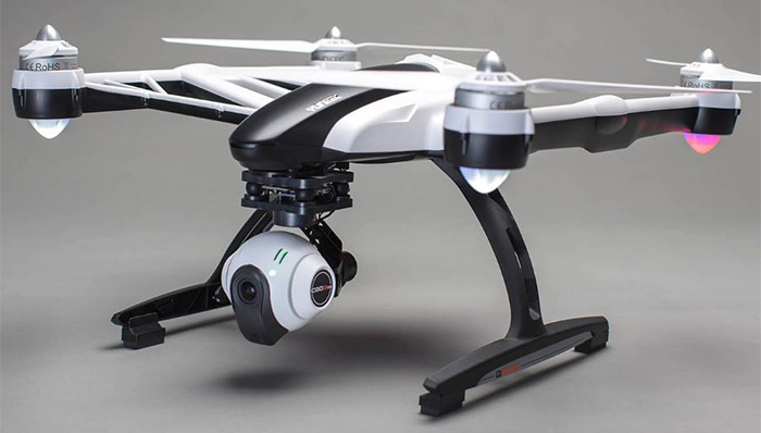 drones drones professionnels yuneec typhoon q500 avec. Black Bedroom Furniture Sets. Home Design Ideas
