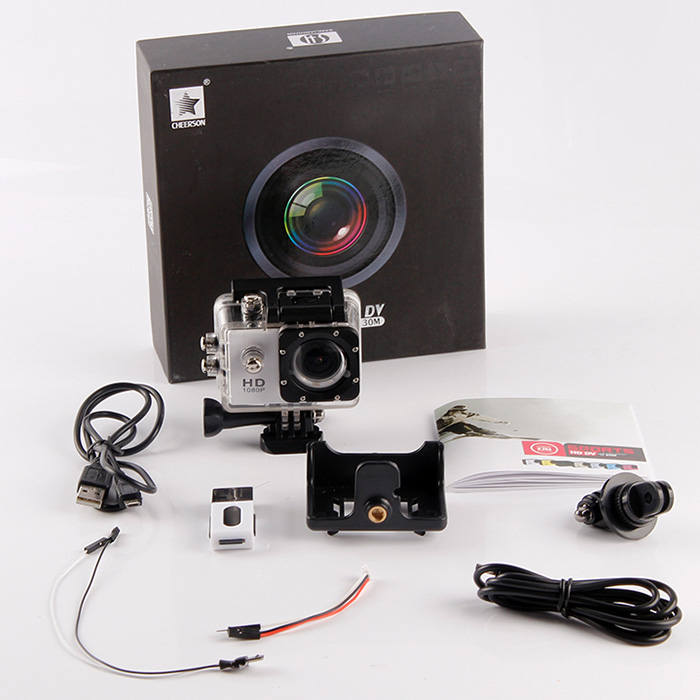 Caméra HD 1080P Grand Angle for Cheerson CX-20