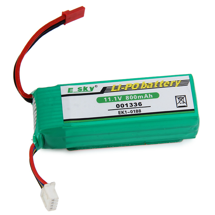 Batterie ZOP Power Lipo 10C 11.1V 800mAh