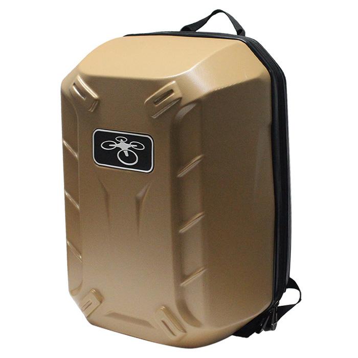 sac dos coque rigide waterproof or pour dji phantom 3. Black Bedroom Furniture Sets. Home Design Ideas