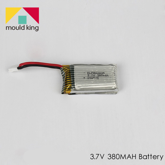 Batterie 3.7V 380MAH pour Mould King 33041 33041A