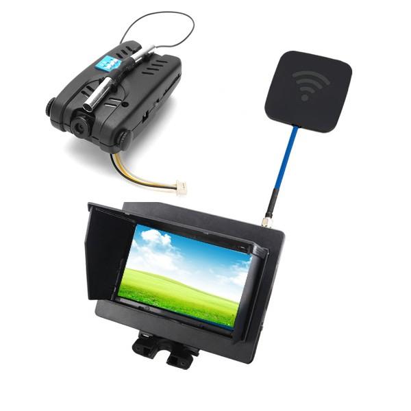 Pack FPV 58G Camera 720P Amp Moniteur C4002 Pour JJRC H16