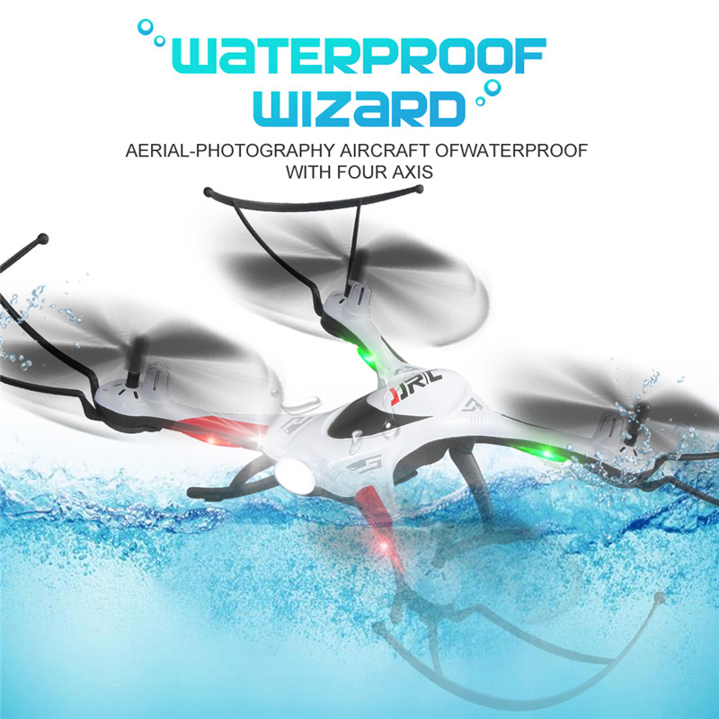 JJRC H31 Waterproof (BLANC)