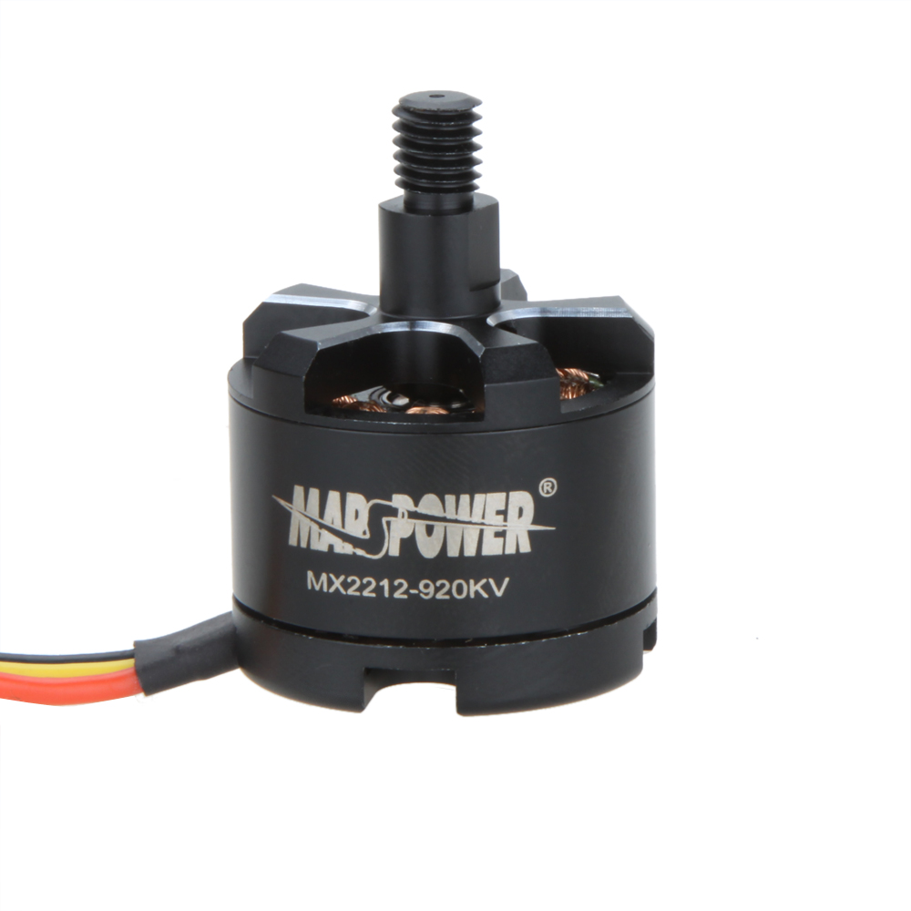2 Paires de Moteurs Brushless MARSPOWER MX2212-920KV Multi-axes Forward † Reverse pour DJI Phantom 1 / Phantom 2 / F330 / F450 / F550