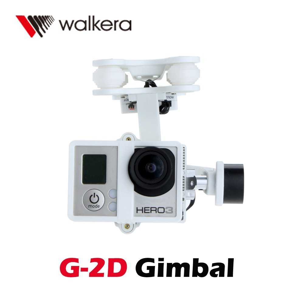 Nacelle Brushless Walkera G-2D pour iLook/GoPro Hero 3 pour Walkera QR X350 Pro