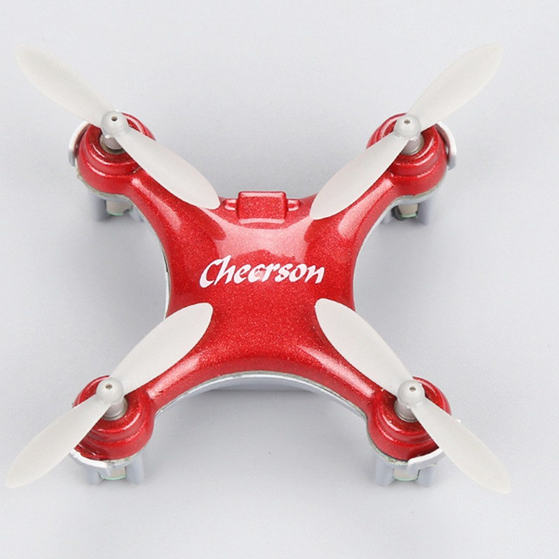 Cheerson CX-10SE CX10SE - ROUGE