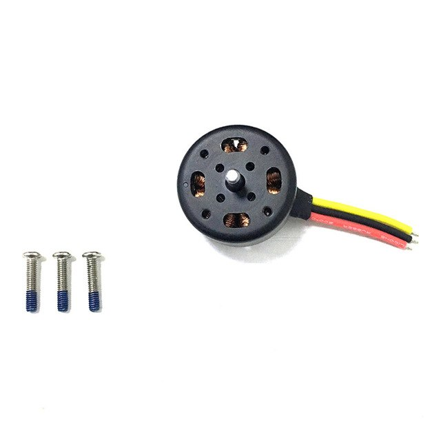 Moteur Brushless CW-CCW pour Hubsan H117S Zino - CABLE COURT