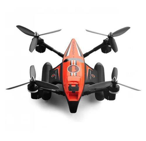 WLtoys Q353 Aéroamphibie Air Terre Mer - ORANGE