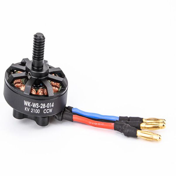 Moteur Brushless 2100KV (WK-WS-28-014) CCW (Counter Clockwise) pour Walkera Runner 250