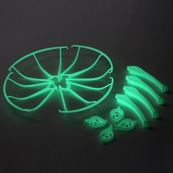 Syma X5SC X5SW Luminous Protection Ring Set