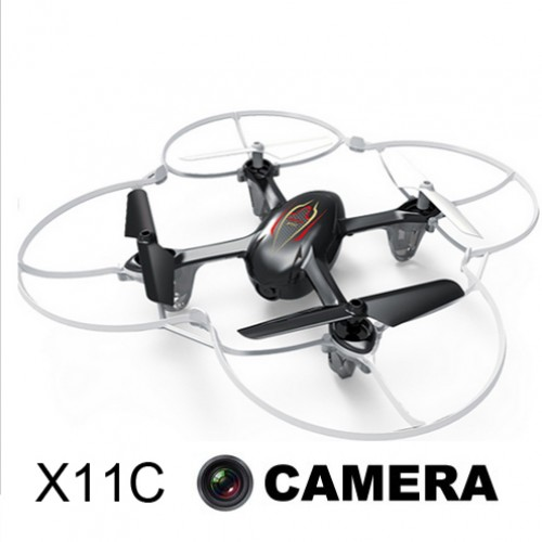 SYMA X11C Air avec Camera HD 2.0MP  (NOIR)
