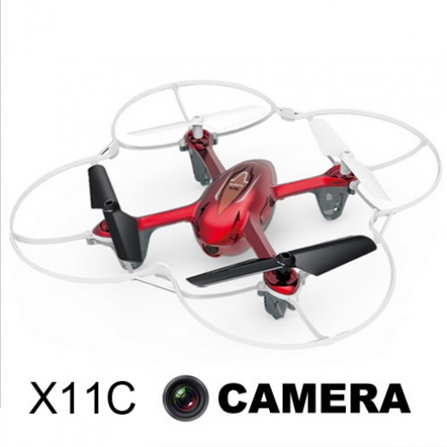 SYMA X11C Air avec Camera HD 2.0MP  (ROUGE)