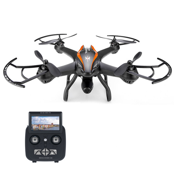 Cheerson CX-35 FPV 5.8G avec Caméra HD 2.0MP Grand Angle (NOIR/ORANGE)
