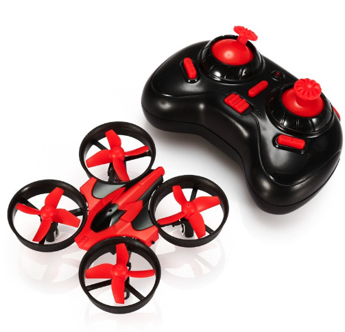 Eachine E010 Mini (ROUGE)