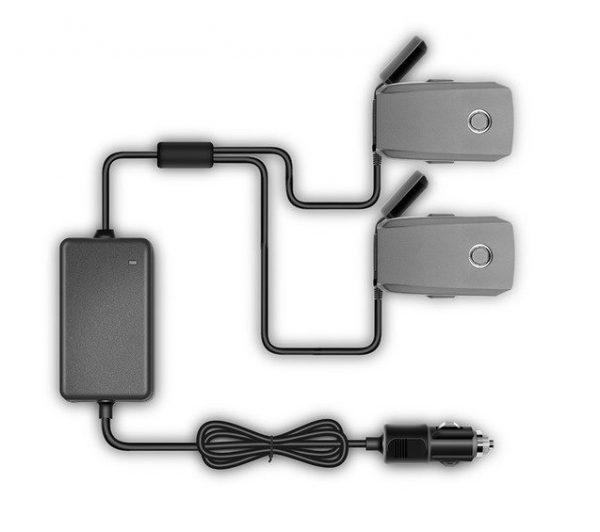 1 2 Chargeur De Voiture Pour DJI Mavic 2 Pro Zoom Drone Batterie avec 2 Batterie.jpg 640x640