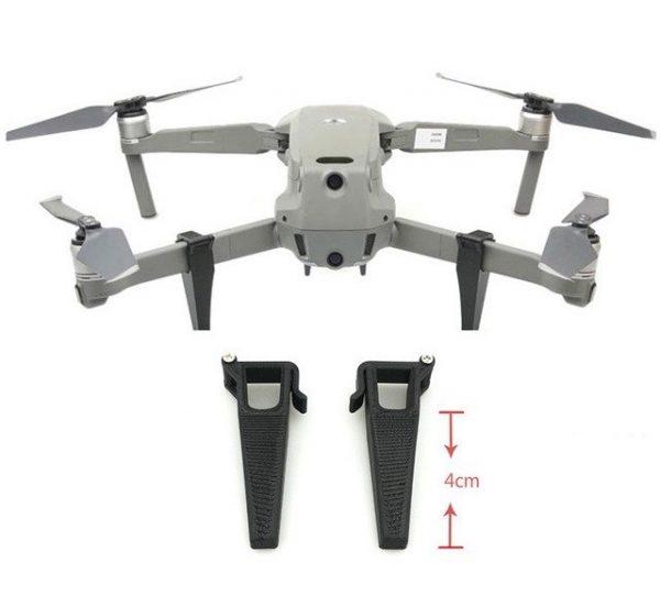 1 paire Hauteur Extender Train D atterrissage pour DJI MAVIC 2 pro zoom Drone 4 cm.jpg 640x640