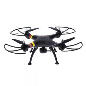 2015 negro blanco Syma X8W y syma X8C drone profesional con cámara 2MP WIFI FPV 2