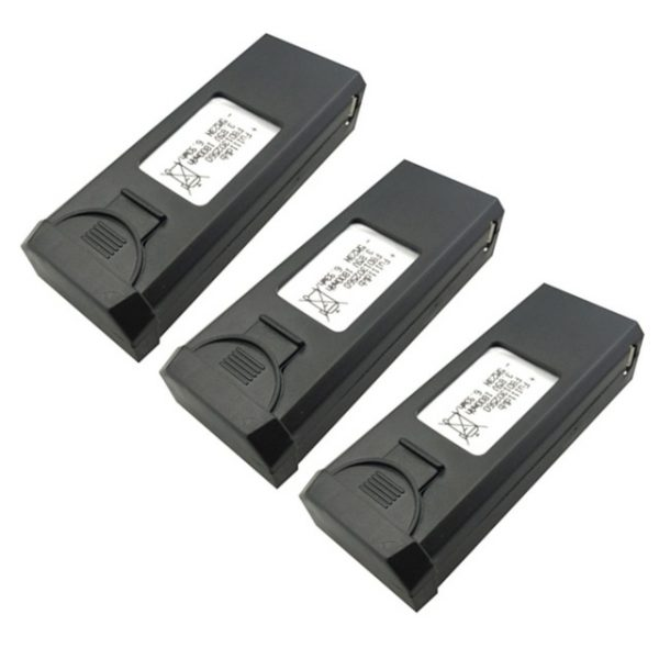 3PCS 3 85V 1800mah Lithium Battery for VISUO XS809S Folding Quadcopter Aircraft Drone Lithium Battery.jpg 640x640