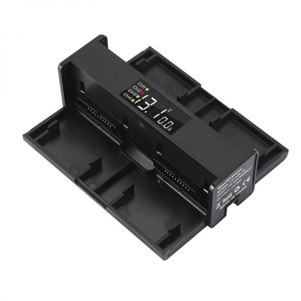 4 in 1 Batterieladegerät Mavic Air Digital Smart Ladegerät Batterie Cool Indicator Drone Board