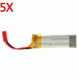 5 pz / lotto batteria lipo UDI 3 7V 500mAh per U817 U817C U817A U818A RC Quadcopter