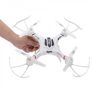 6422 Brand FY550 Upgrated Fayee FY550 1 4CH 2.4G 6 Axis Gyro RC Quadcopter dron Drone with 2.0MP Camera HD 6 750x750 1
