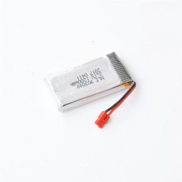 Accessoires Batterie Pour quadcopter Mise Niveau 3 7 v 1200 mah Lipo Batterie Chargeur pour Syma