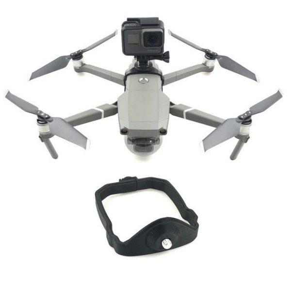 Connettore staffa adattatore per DJI MAVIC 2 Zoom Drone professionale Panoramica a 360 gradi GOPRO.jpg 640x640