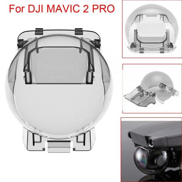 Gimbal Cam ra Protector Cap Lens Drone Guscio protettivo per DJI Mavic 2Pro 0J Drop