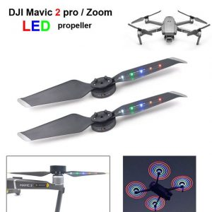 DJI Mavic 2 pro LED Flash 8331 H lices a basso rumore Caricabatterie ricaricabile Batteria H lices.jpg 640x640