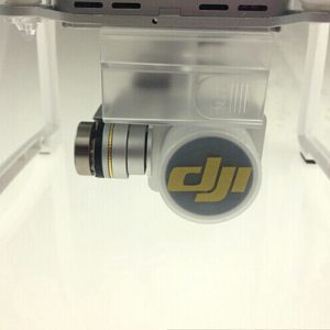 DJI Phantom 3 Professional Advanced Lens Cap Protective Cover Transparent