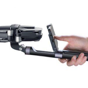 Disponibile PGYTECH Mavic Air Hand Grip Tr foot Gimbal PTZ Handheld Stabilizer D. action