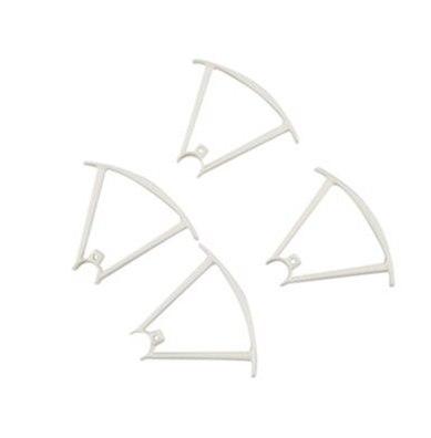 Juego de cuchillas para piojos accesorios protección protección protección 8 piezas para SYMA X20