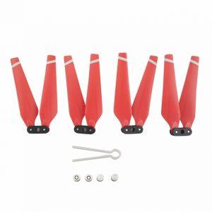 Helices repliables pour Huban H501S H501C H501A H501C H501M H501S W H501S pro MJX B2C.jpg rouge