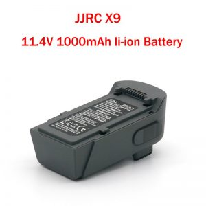 LeadingStar original replacement battery 11 4V 1000mAh li ion flight time battery