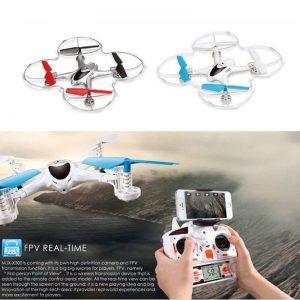 MJX X300C 2 4G 6 Axis Gyro UAV RTF RC Mini Quadcopter Drone With The FPV