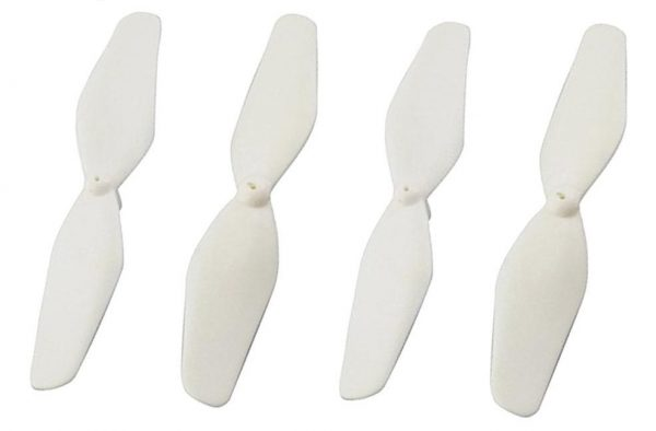 MagiDeal 2 pares CW CCW Helix Prop Protector Blade para SYMA X20 X20W RC Drone