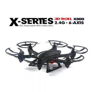 New MJX X800 C4005 FPV Wifi 0 3MP Camera Transmission 2 4G 6 Axis RC Quadcopter201