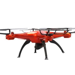 New arrival SYMA Red X5SC 1 RC Drone with 2 MP HD Camera Headless Quadcopter 4GB