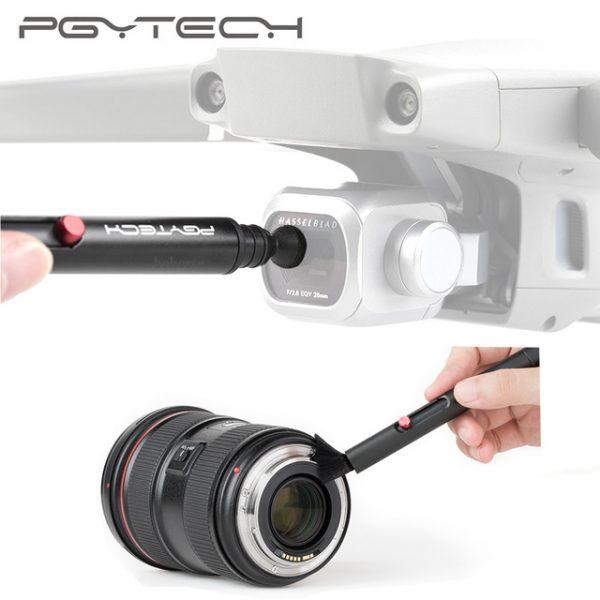 PGYTECH Maivc 2 Limpiador de lentes de cámara Limpiador de lápiz Cepillo de polvo para DJI mavic 2 zoom.jpg 640x640