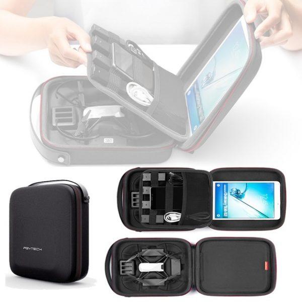 PGYTECH waterproof Portable PU EVA Carry Storage Bag Case Pouch for DJI RYZE Tello RC.jpg 640x640