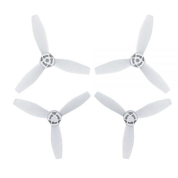 Hélices para Parrot Bebop 2 Drone Compuestos de fibra de carbono Rotor de actualización Hélices Props Propeller Drop Shipping blanco