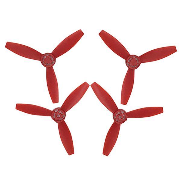 Eliche per Parrot Bebop 2 Drone Compositi in fibra di carbonio Aggiornamento eliche rotore Puntelli Elica Drop Shipping.jpg rosso