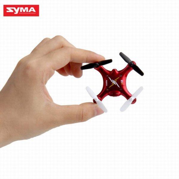 Syma X 12 X 12 Kid mini Explorer Telecomando RC Quadcopter Quad Copter Drone RTF