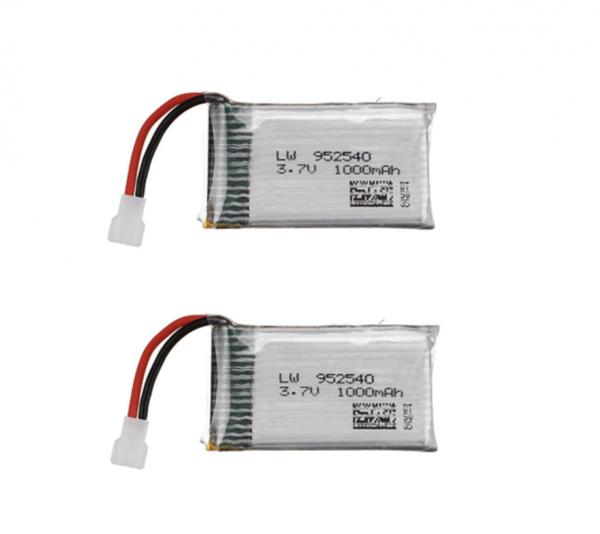 Syma X5 X5C X5SC X5SW TK M68 CX30 K60 90520V931 battery batterie 1000mah 2pcs