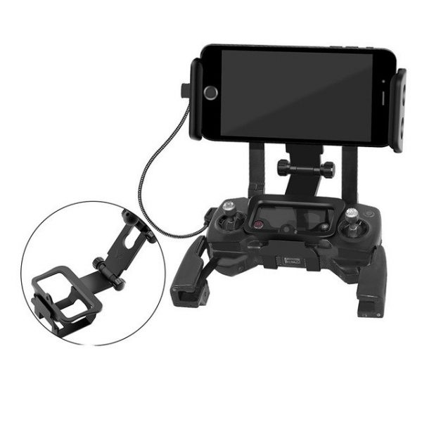 Tablette Support de T l phone Extensible T l commande Support Clip pour Mavic tincelle Mavic.jpg 640x640