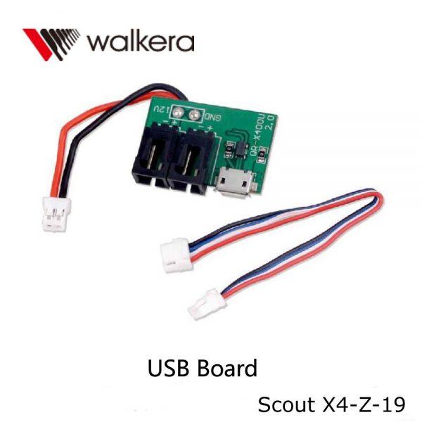 Walkera font b Scout b font X4 USB Board font b Scout b font X4 Z